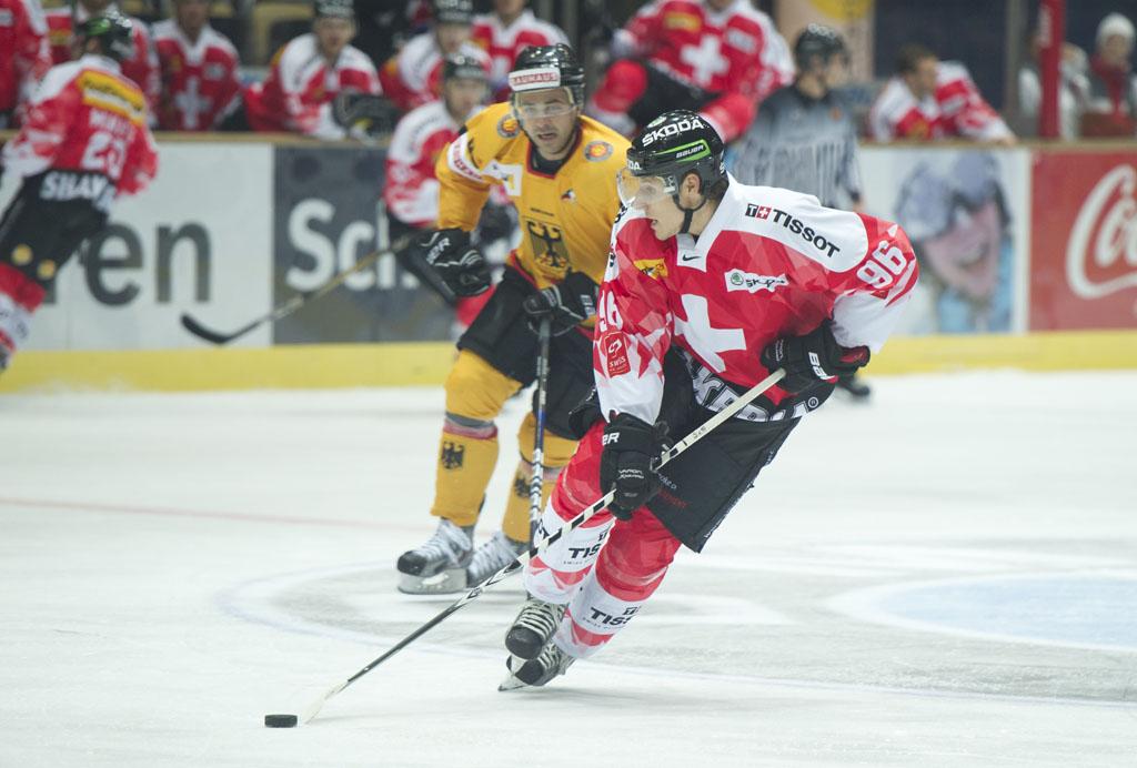 deutschland schweiz eishockey