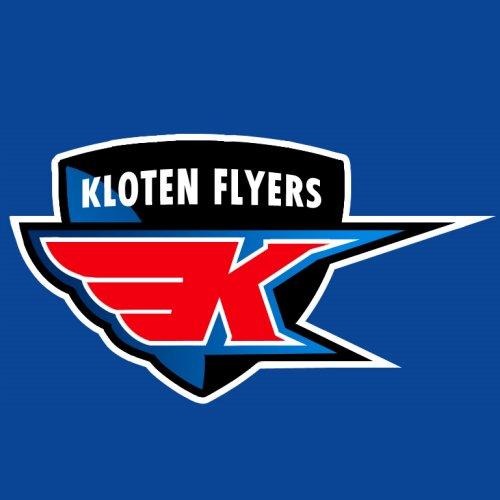 Kloten Flyers wechseln Logo - hockeyfans.ch