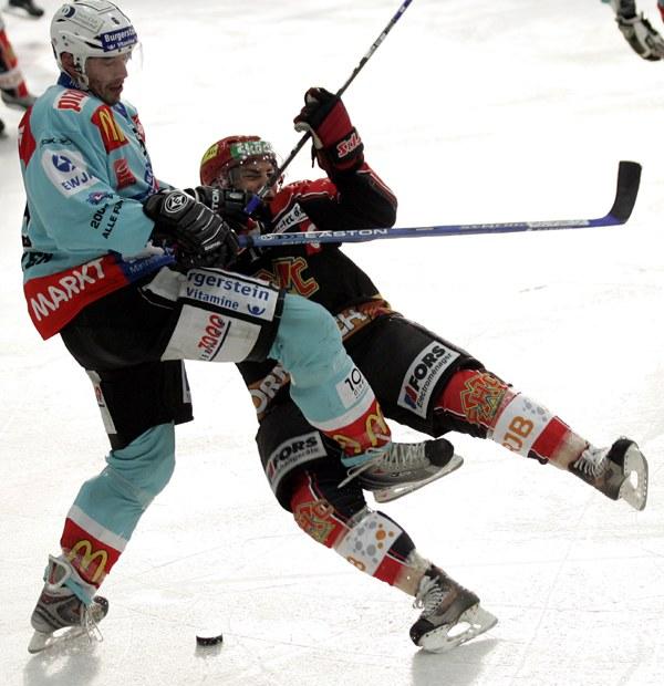 eishockey resultate